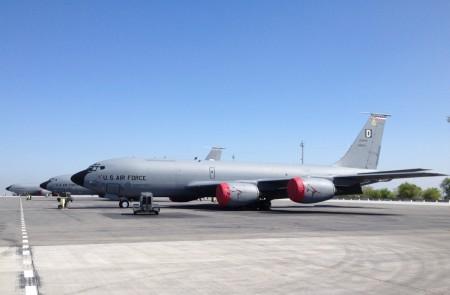 C-17 - самолет, наиболее часто использующийся для перевозки грузов в ЦТП