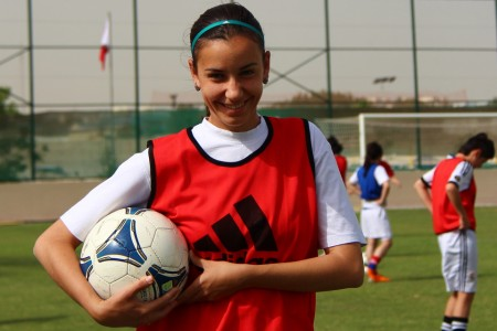 Светлана Покачаева - самый результативный игрок в истории женской сборной Кыргызстана