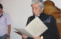 Судья Ленинского райсуда Аман Сариев.