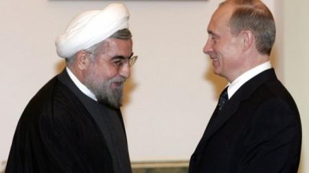 Роухани-Путин