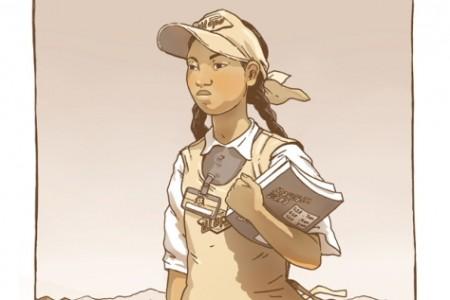 """Бочки """"Шоро"""" стали частью городского фольклора и даже послужили основой для комикса француза Николя Журну."""