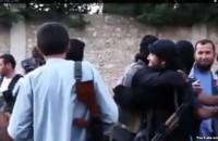 """Скриншот видео, размещенного в YouTube , в котором рассказывается о """"переехавших в Сирию казахах""""."""