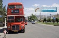 """""""Рутмастер"""" в Бишкеке, 2007 год. Эпоха рекламы сигарет. Фото: Бектур Искендер"""