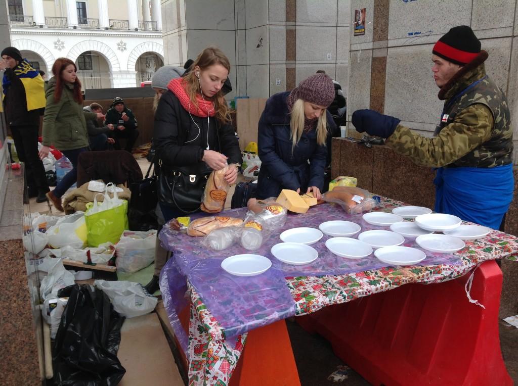 11 общественное питание