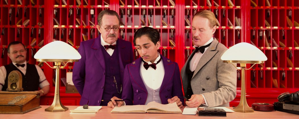 a review of the grand budapest hotel a light comedy by wes anderson Wes anderson has appropriated the camera style of film review: the grand budapest hotel and peter greenaway and in t he grand budapest hotel cgi is.