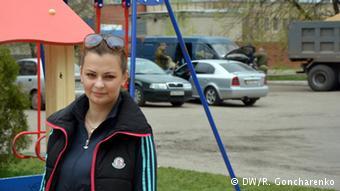 Юлия говорит, что не боится людей с автоматами