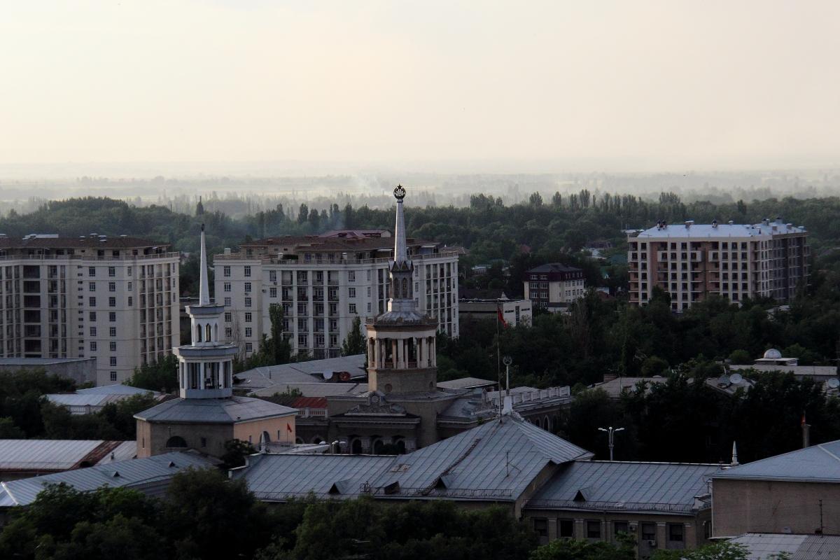 Сколько лет Бишкеку?