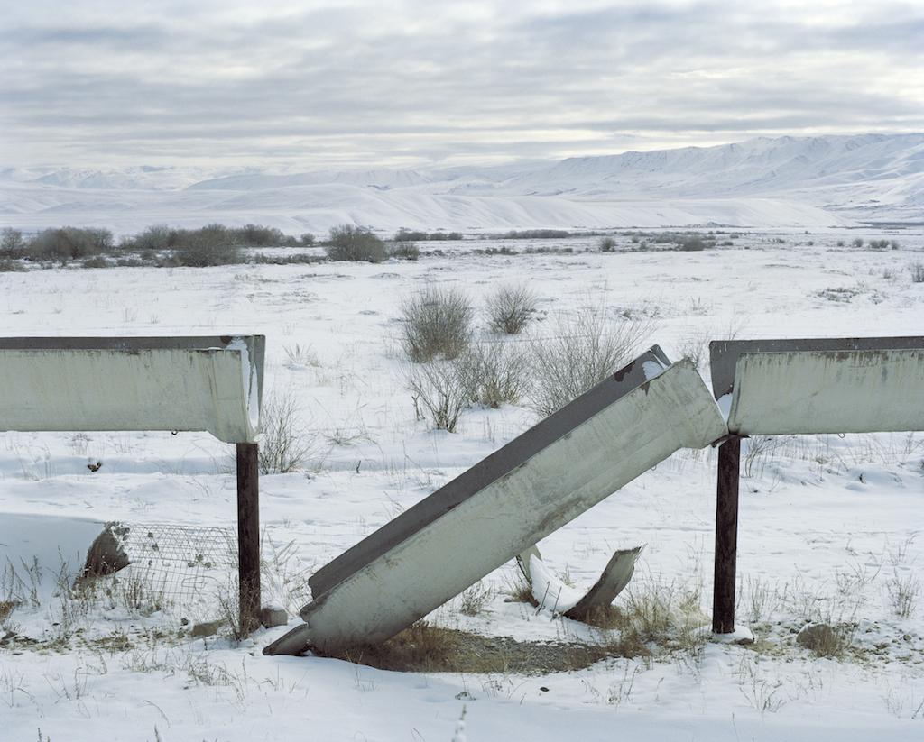 Со времен краха Советского Союза ирригационная система в Кыргызстане пришла в упадок. Фотография Федора Савинцева / Salt Images, 2012.