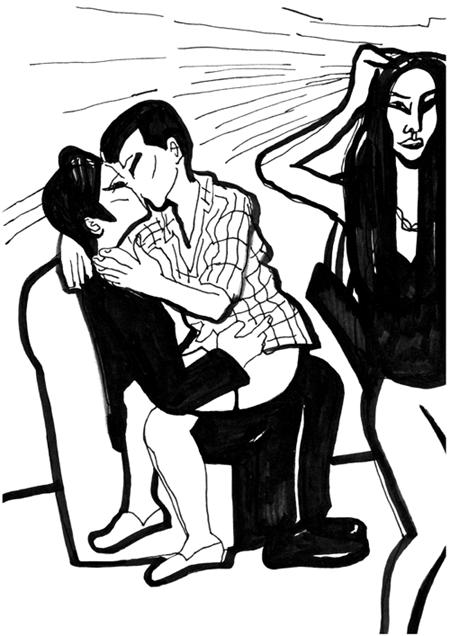 «Мы постоянно сталкиваемся с унижениями, с оскорблениями. Мы не представляем, как нам дальше жить? Как найти партнера? Как сказать родителям? Или как сделать так, чтобы родители не узнали? Как безопасно выйти из клуба?»