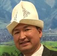"""Айбек Хакимов, основатель и глава """"Kyrgyz club"""""""