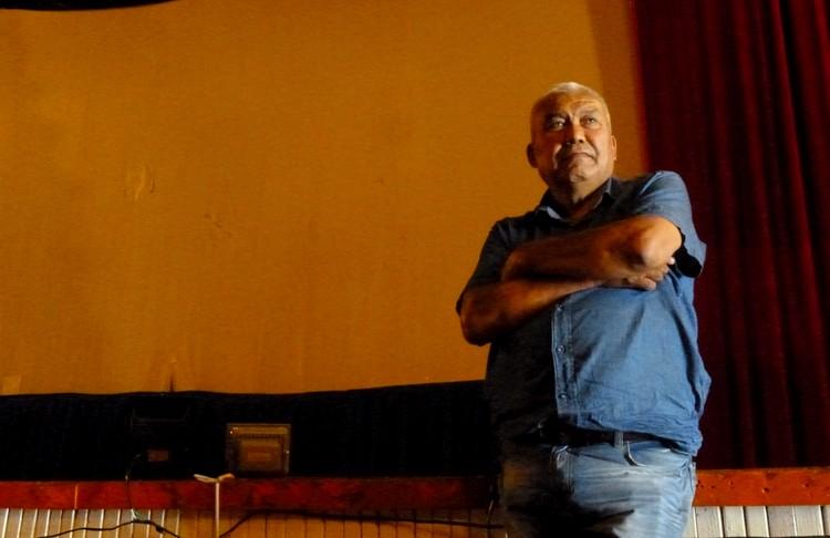 Уже 46 лет Кубанычбек работает в системе кино. За это время он видел все взлёты и падения кинематографа Кыргызстана.