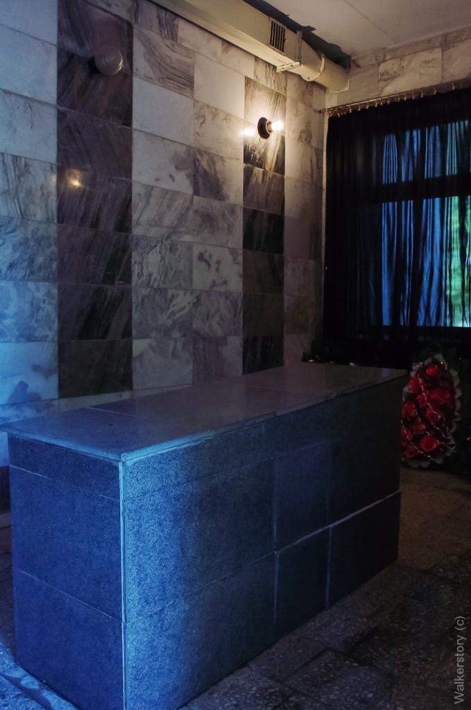 Ритуальный зал — предпоследняя остановка умершего