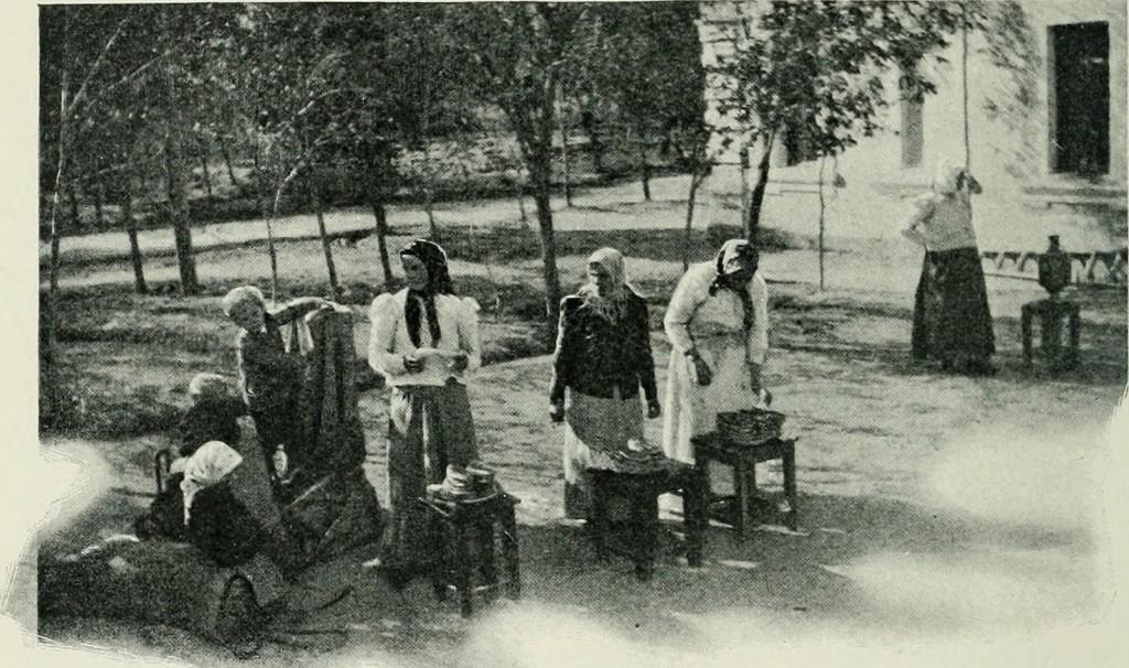 Русские переселенцы в Центральной Азии. Фото: Генри Норман