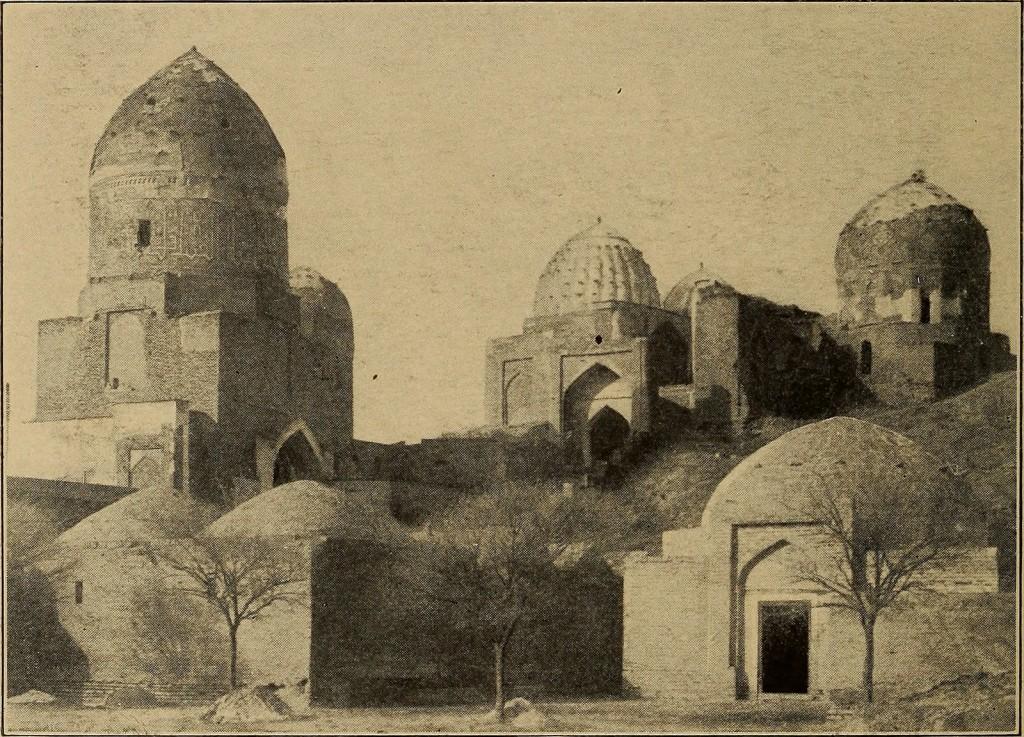 Самарканд, 1902 год. Фото: Генри Нормана (1858-1939 гг.)
