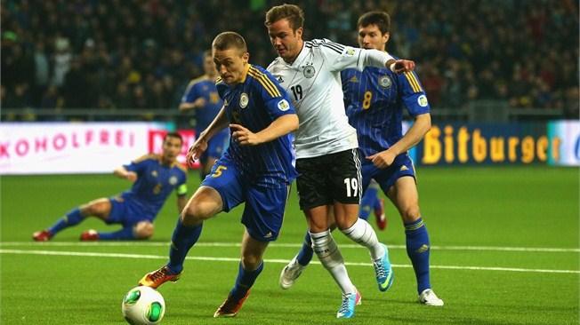Казахстан снова попытается выйти в финальную часть крупного турнира.