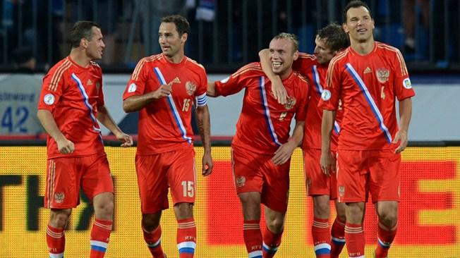 Российская сборная попытается повторить успех 2008-го года спустя восемь лет.