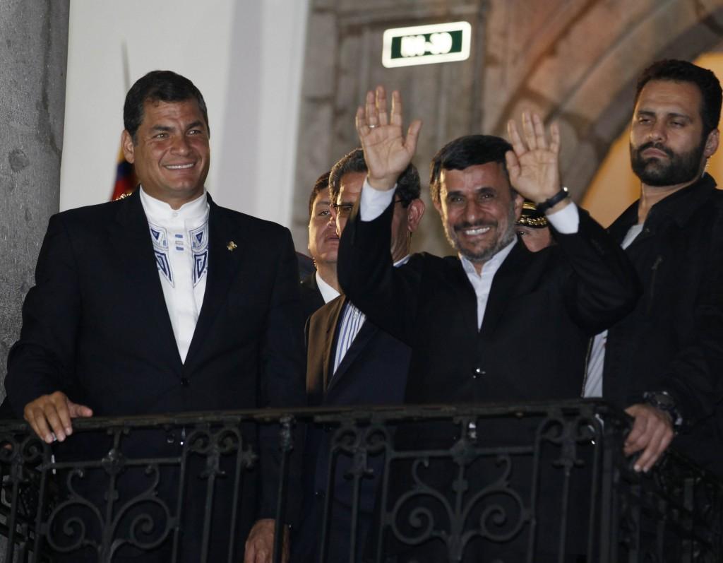 При Махмуде Ахмадинежаде Иран вновь стал объектом усиленных нападок со стороны Запада.