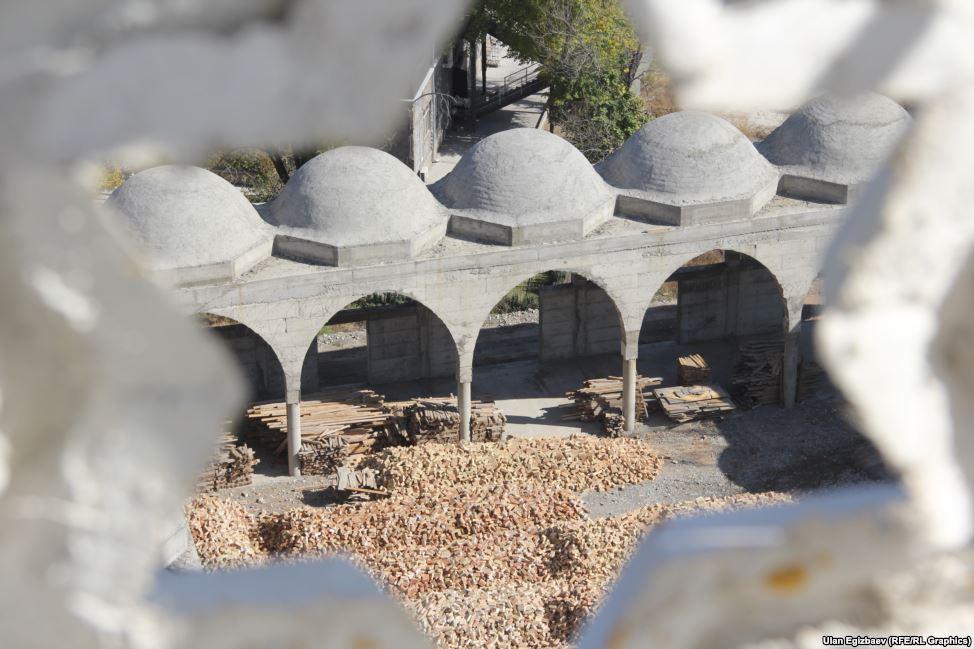 Бишкекская мечеть2