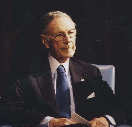 Арнольд Солцман, американский предприниматель, дипломат и общественный деятель. (1916-2014)