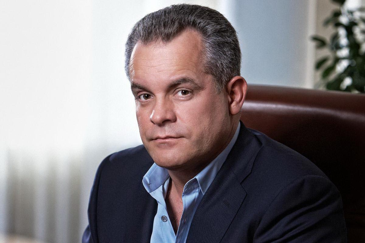 Владимир Плахотнюк, зампредседателя Демократической партии Молдовы.