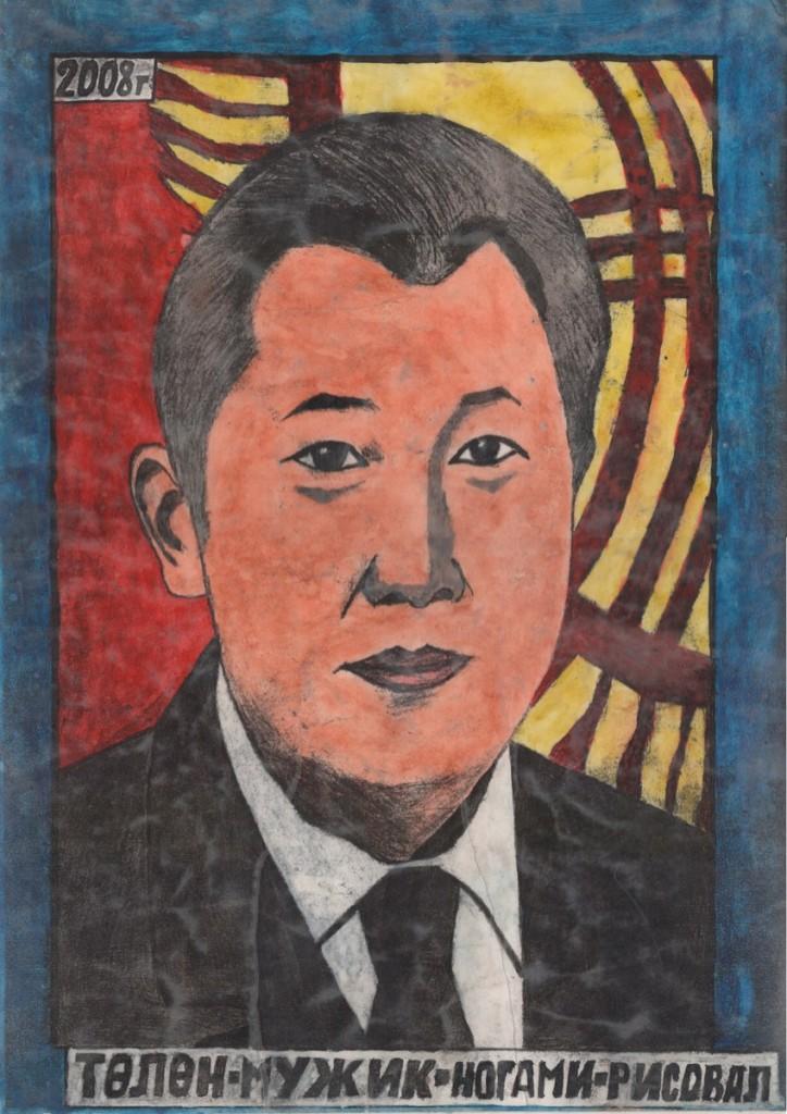 Экс-президент Кыргызстана Курманбек Бакиев.