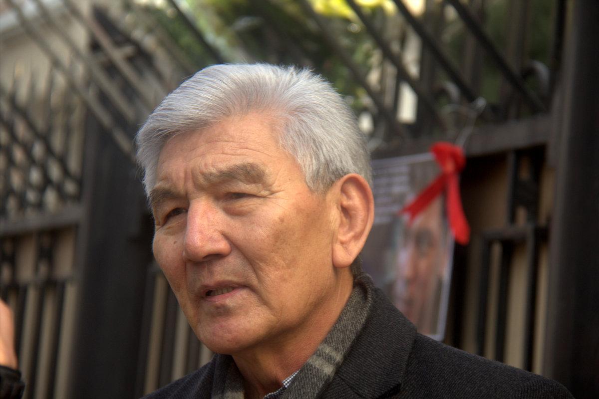 Омурбек Абдрыхманов