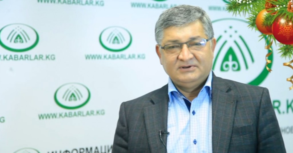 Мэр Шопокова Сулейман Умаралиев.