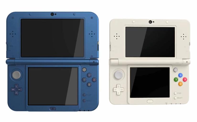 Выпущенные в феврале этого года новые ревизии New Nintendo 3DS