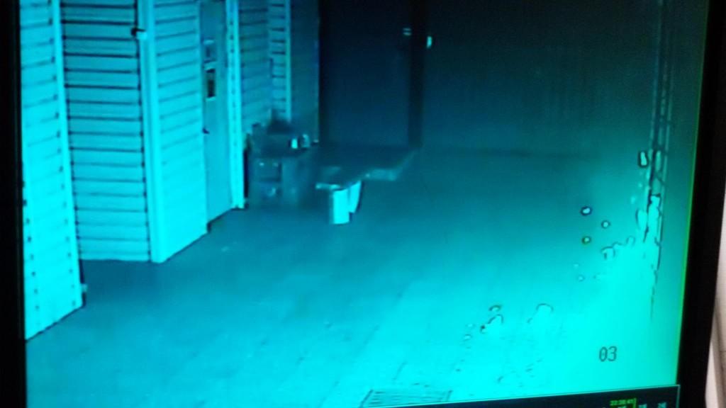 Кадр из записей камер видеонаблюдения.