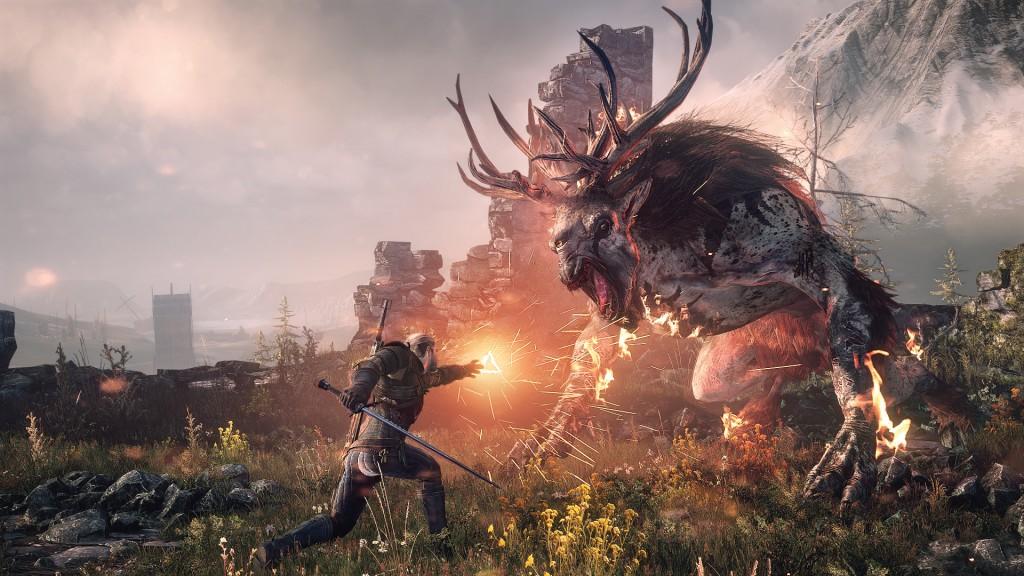 The Witcher 3: Wild Hunt, выходящая 19 мая этого года