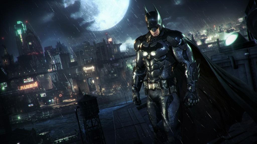Batman: Arkham Knight, выходящая 23 июня этого года