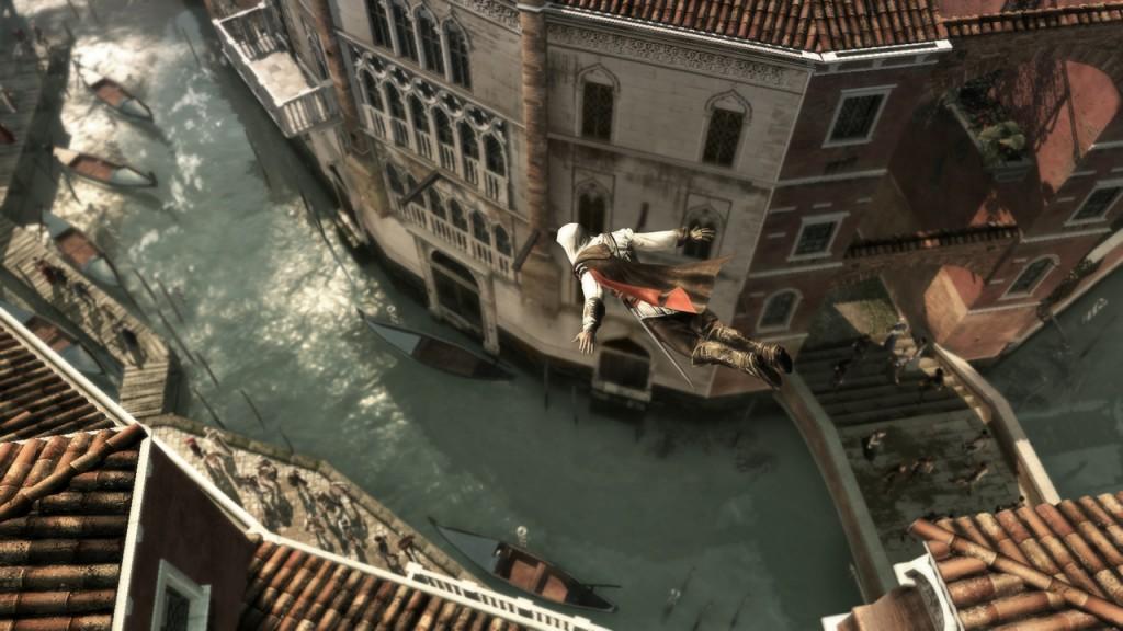 Волшебная и красочная Венеция в Assassin's Creed II