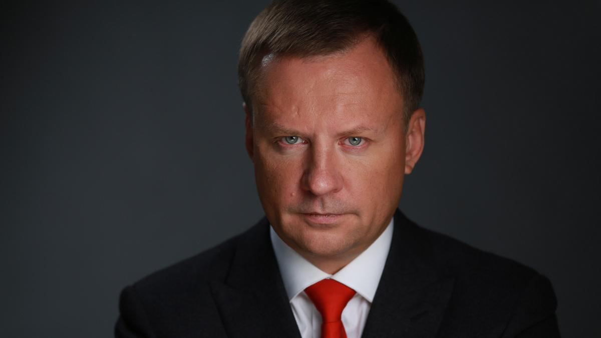 Денис Вороненков. Фото с сайта депутата.