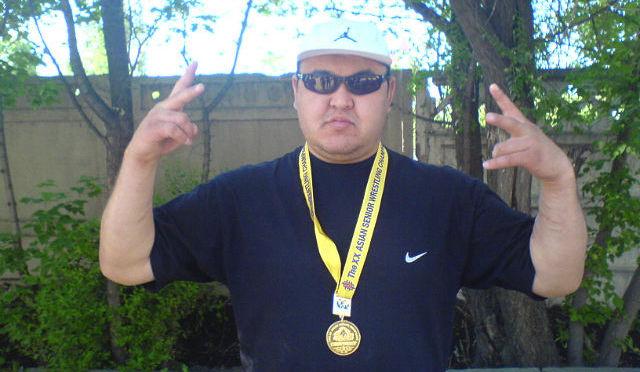 Алтынбек Арзымбаев, депутат Кара-Куля, подозреваемый в связях с криминалом.