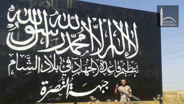 Фото к рассказу об Усмане, опубликованное для русскоязычной аудитории СМИ сирийского крыла «Аль-Каиды».