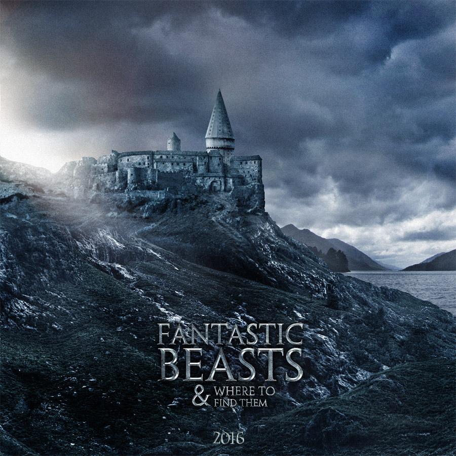 Фильм спин-офф Гарри Поттера: Трейлер и постер SciFi