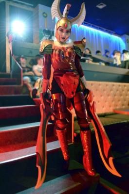 "Legion Commander из ""Dota 2"""