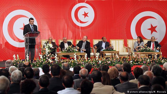 Национальный диалоговый квартет Туниса, лауреат Нобелевской премии мира