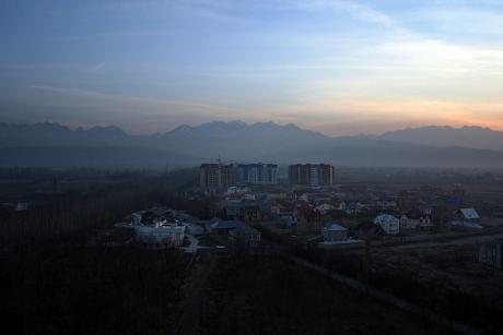 Окрестность Бишкека. zsoolt / Flickr. Некоторые права защищены.