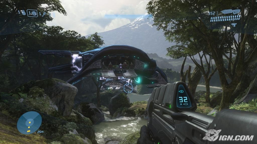 Кадр из Halo 3
