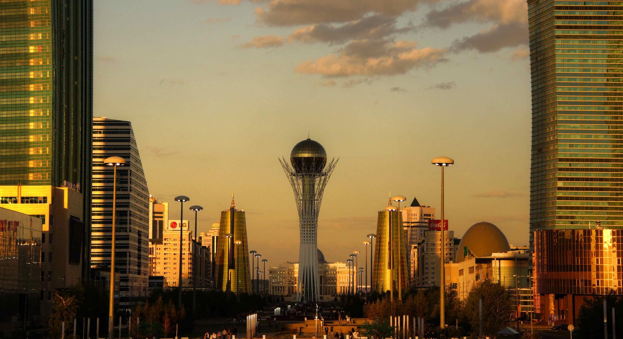 Астана, Казахстан. Фото: mariusz kluzniak / Flickr.com