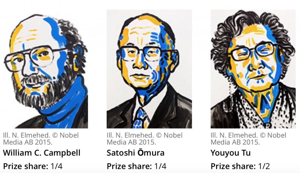 Лауреаты Нобелевской премии по медицине и физиологии
