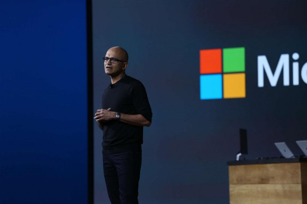 Сатья Наделла, CEO Microsoft