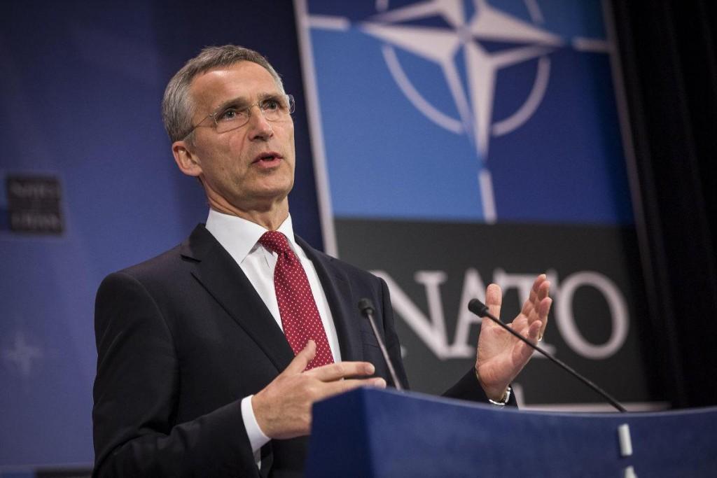 Генеральный секретарь НАТО Йен Столтенберг.