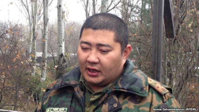 Улан Тельтаев.