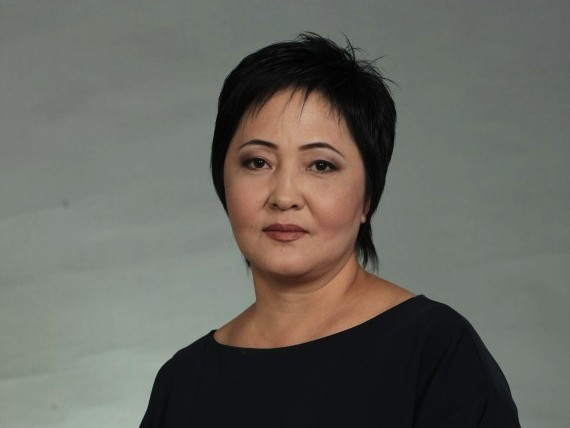 Клара Сооронкулова - экс-судья Конституционной палаты Верховного Суда