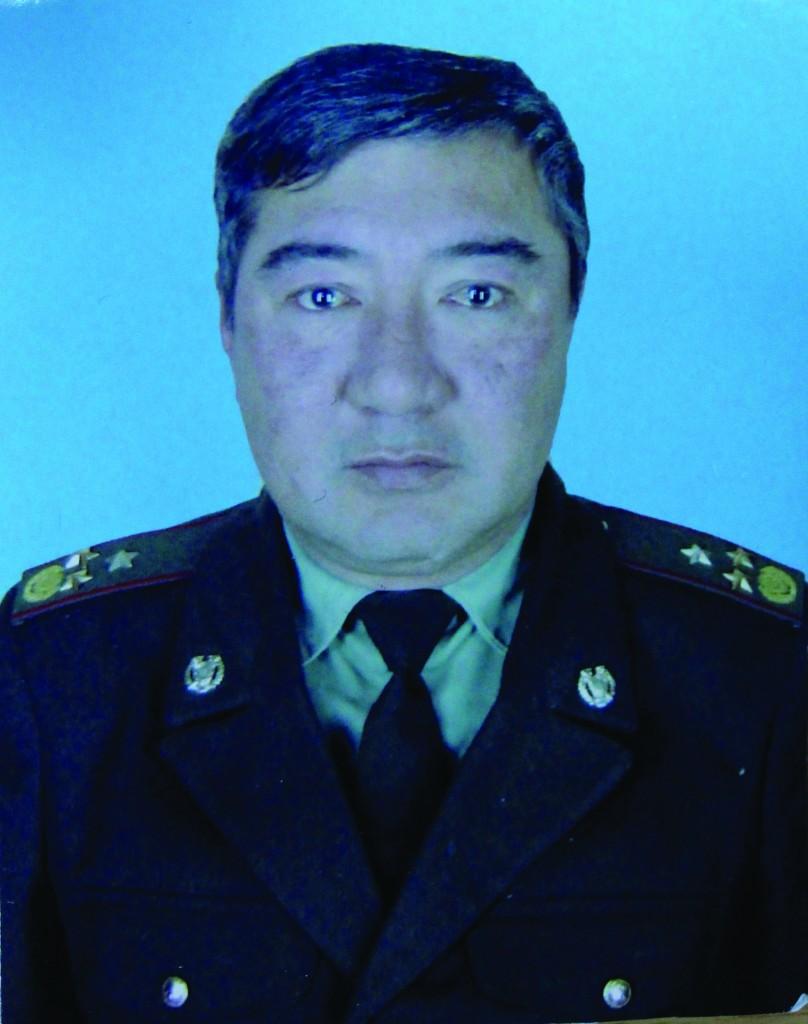 Иманкул Тельтаев, бывший начальник СИЗО-50. Фото предоставлено пресс-службой ГСИН.