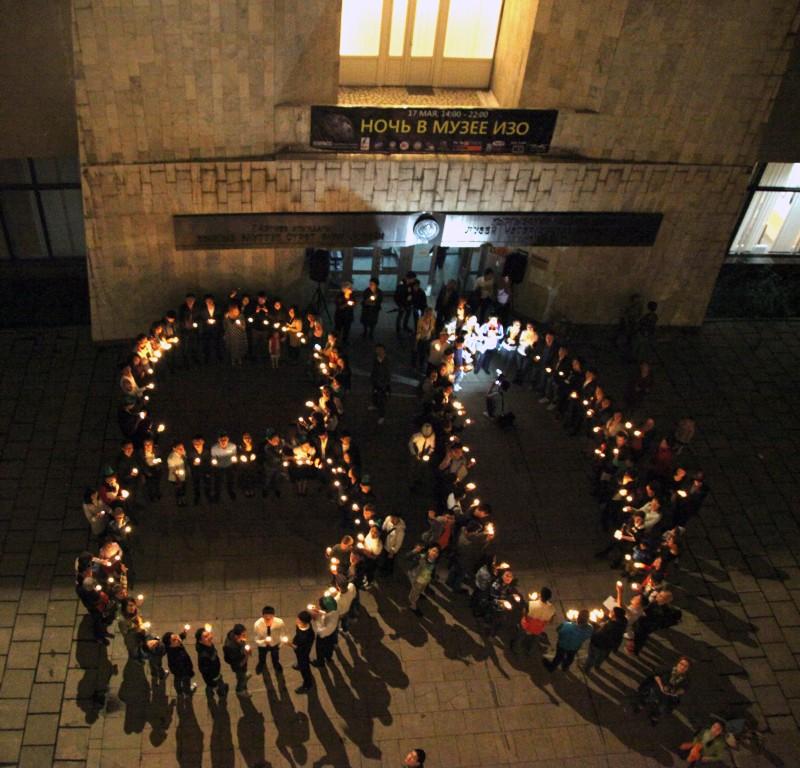 Празднование 80-летия музея