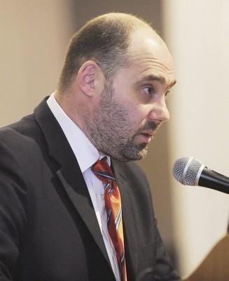 Дмитрий Чистилин - основатель и президент Института Саймона Кузнеца.