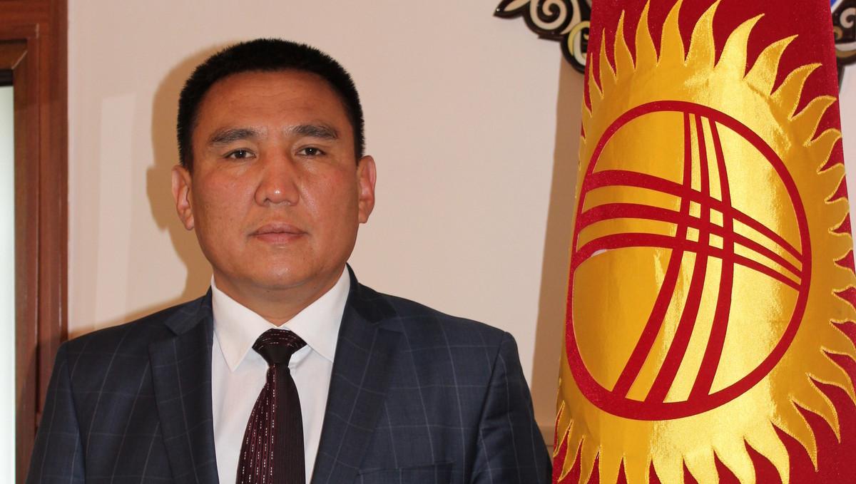 Таалайбек Сарыбашев
